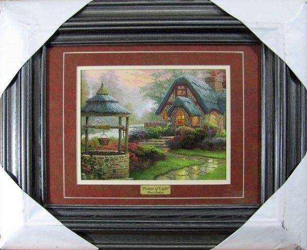 820: GOV: Thomas Kinkade - Thomas Kinkade, Museum Frame