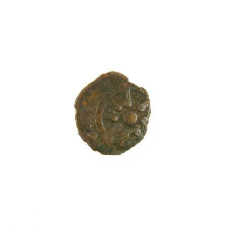 7: N.R.! MUSEUM Bronze Christian Coin (Circa 103 BC)
