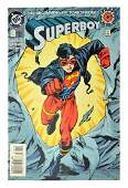 Superboy (1994 3rd Series) Issue #0