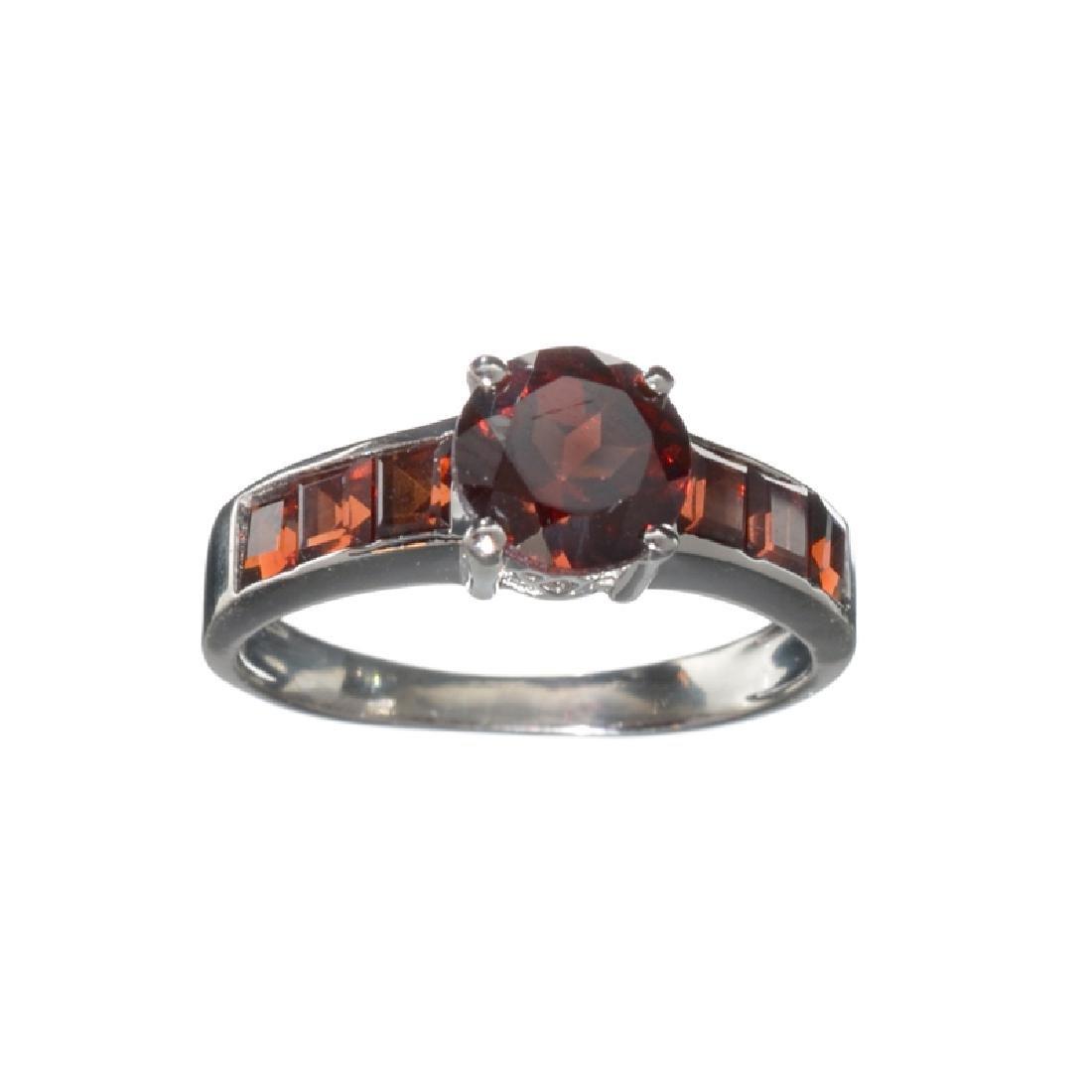 APP: 0.3k Fine Jewelry 2.90CT Almandite Garnet And