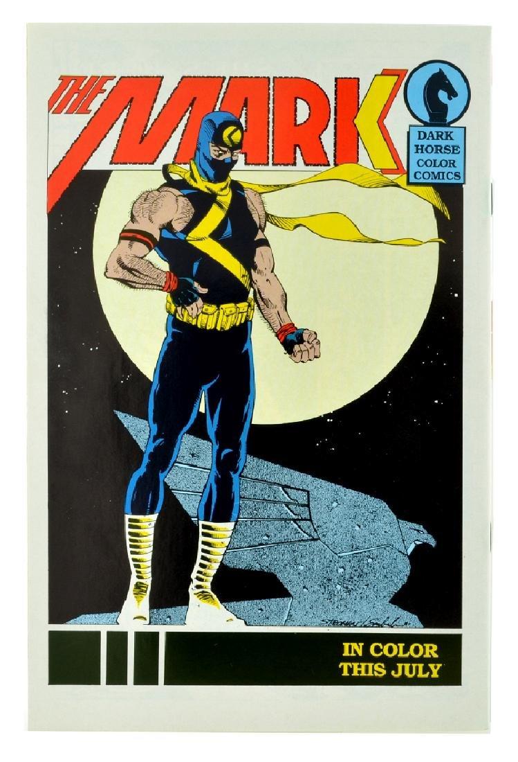 Mecha (1987) Issue 1 - 2