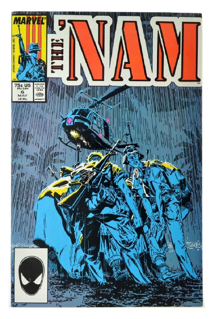 Nam (1986) Issue 6