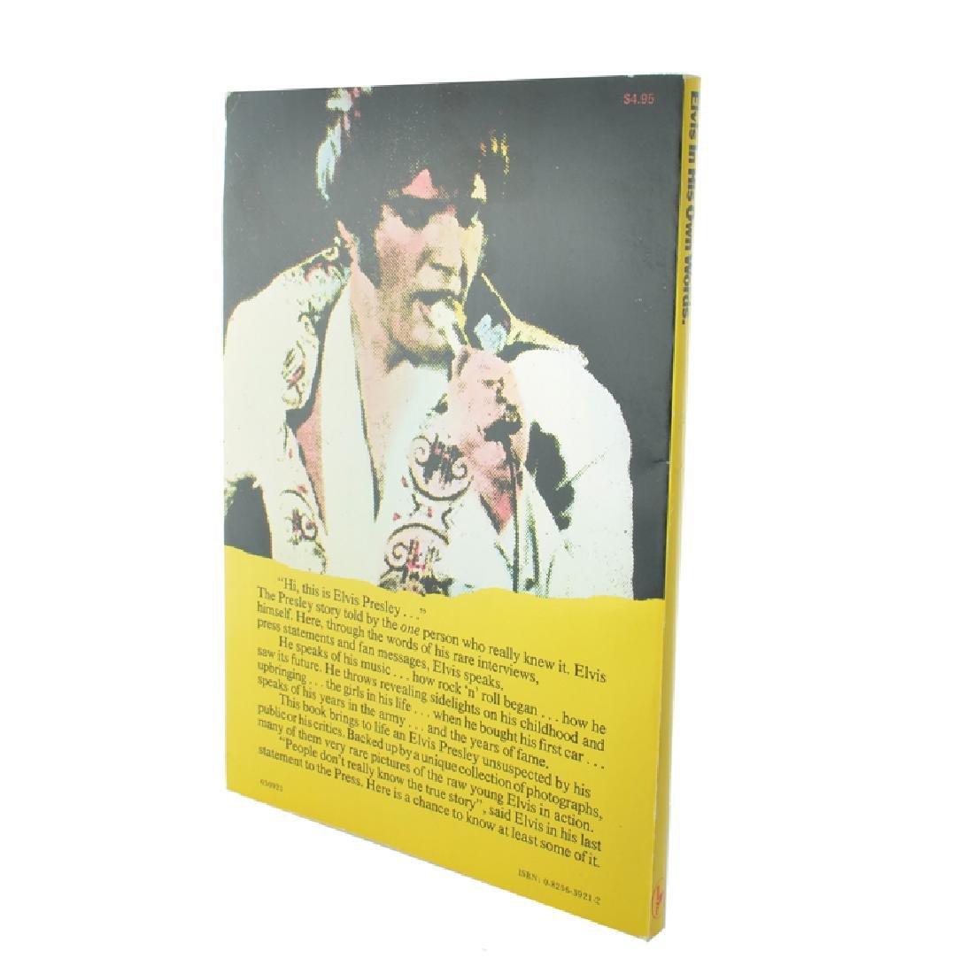 Elvis In His Own Words (Paperback) - 2