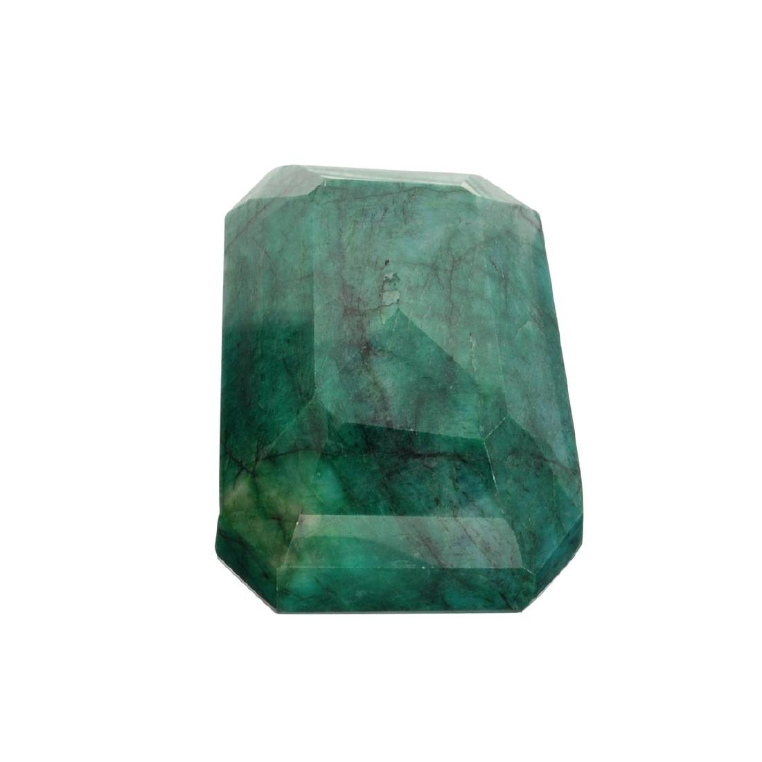 APP: 7.8k 1,567.00CT Mod. Cushion Cut Green Beryl