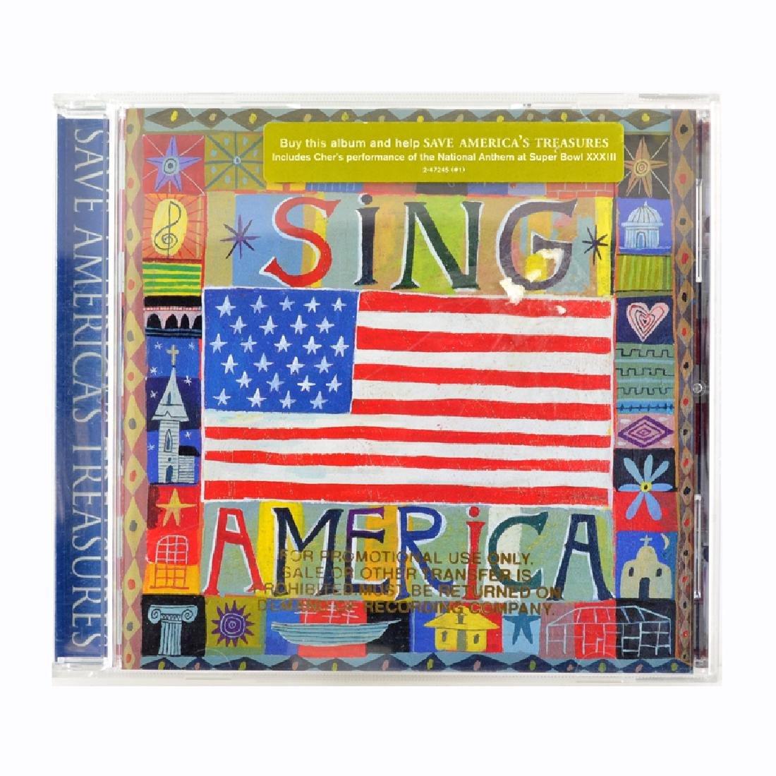 Sing America CDs