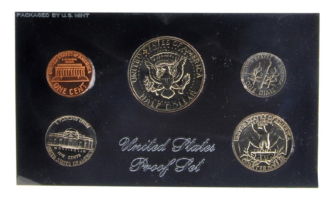 1971 United States Proof Set Coin - 2