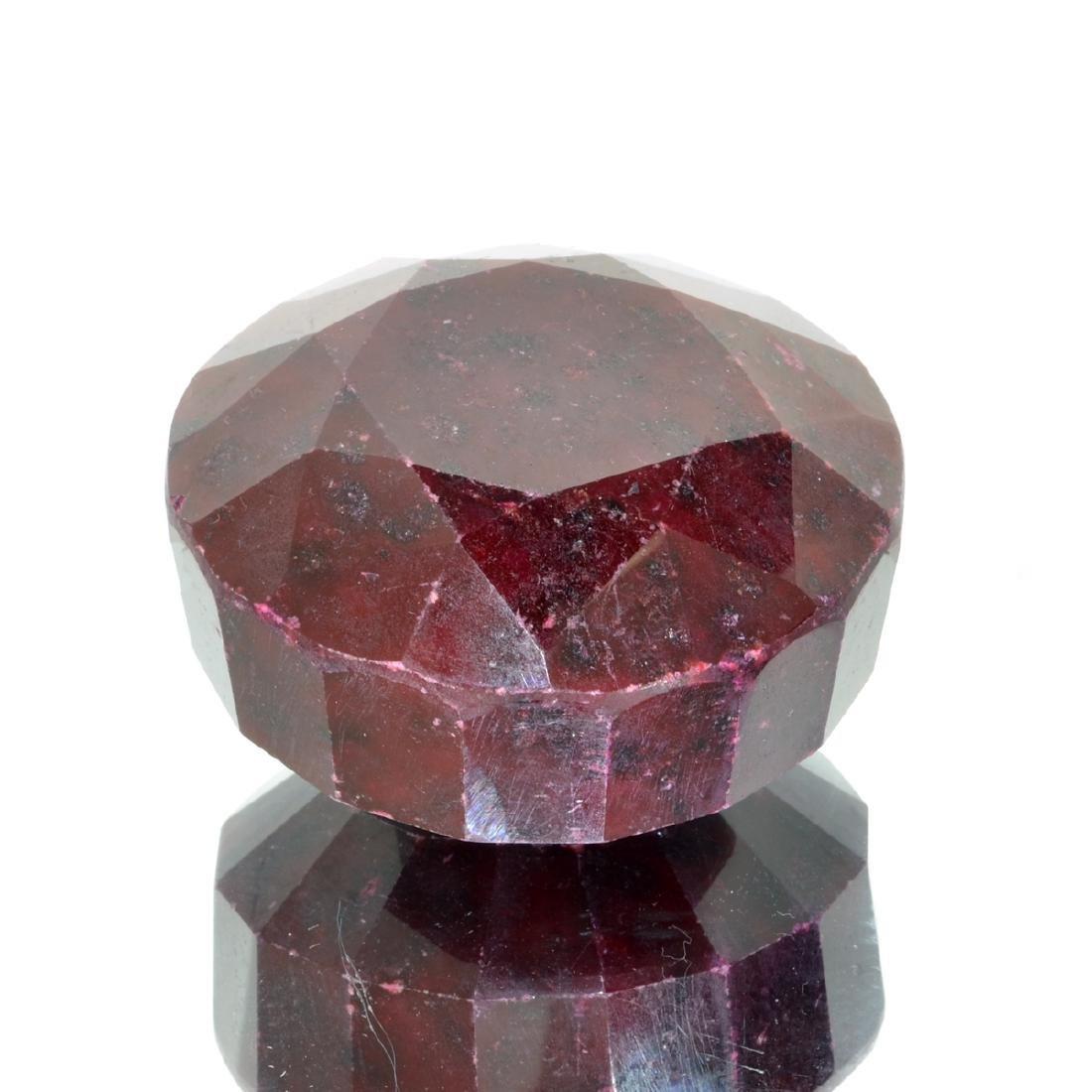 APP: 5.8k 1,441.00CT Round Cut Ruby Gemstone