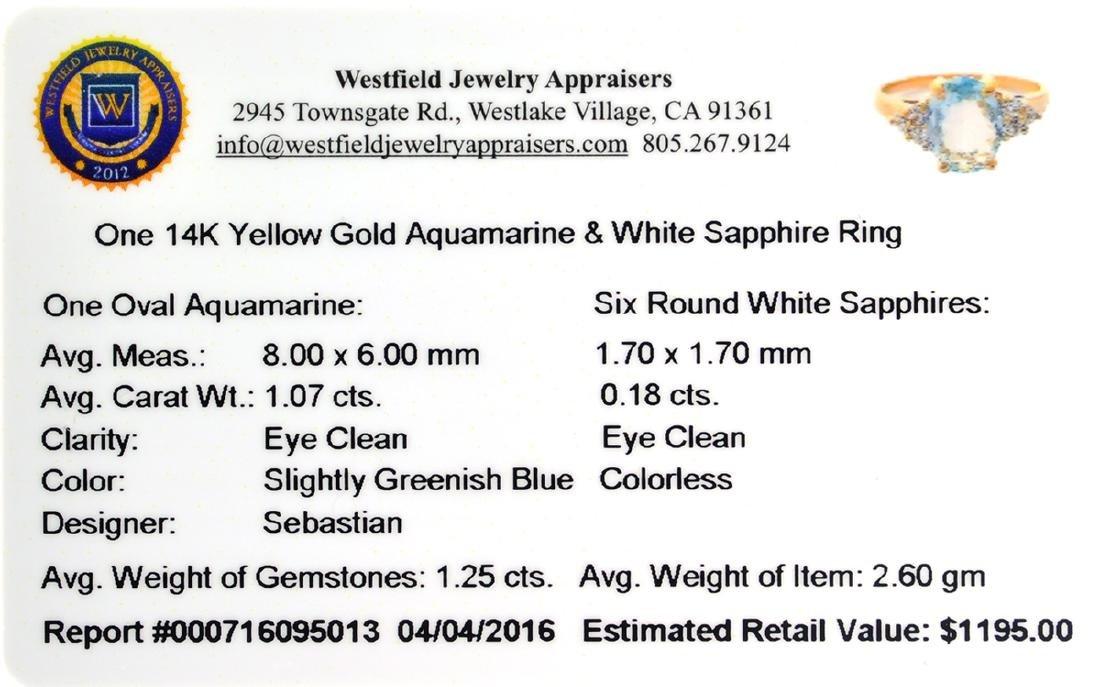 APP: 1.2k Fine Jewelry Designer Sebastian 14KT Gold, - 2