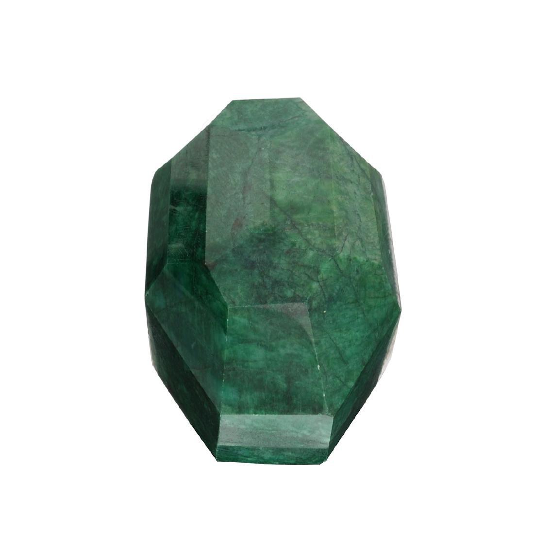 APP: 9.5k 1,905.00CT Mod. Cushion Cut Green Beryl