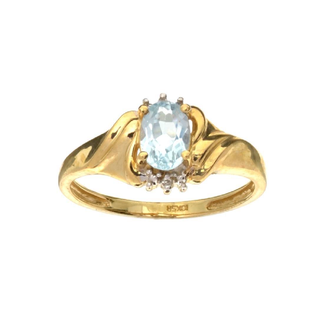 APP: 1k Fine Jewelry 10kt. Yellow/White Gold, 0.70CT