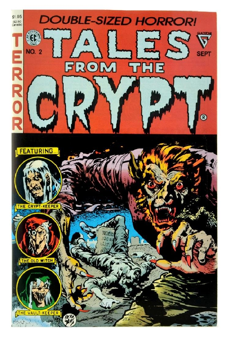 Tales from the Crypt (1990 Gladstone) Issue 2