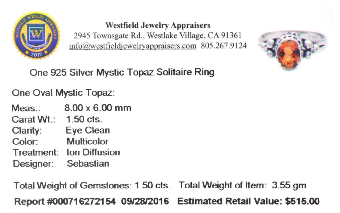 APP: 0.5k Fine Jewelry Designer Sebastian 1.50CT Oval - 2