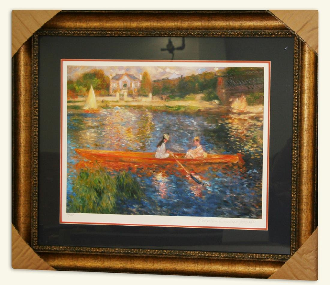 Renoir (After) -Limited Edition Numbered Museum