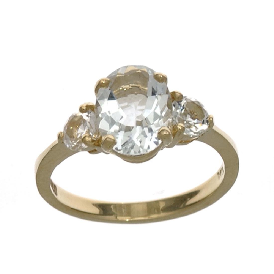Fine Jewelry Designer Sebastian 14KT Gold, 2.30CT