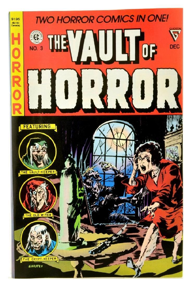 Vault of Horror (1990 Gladstone) Issue 3