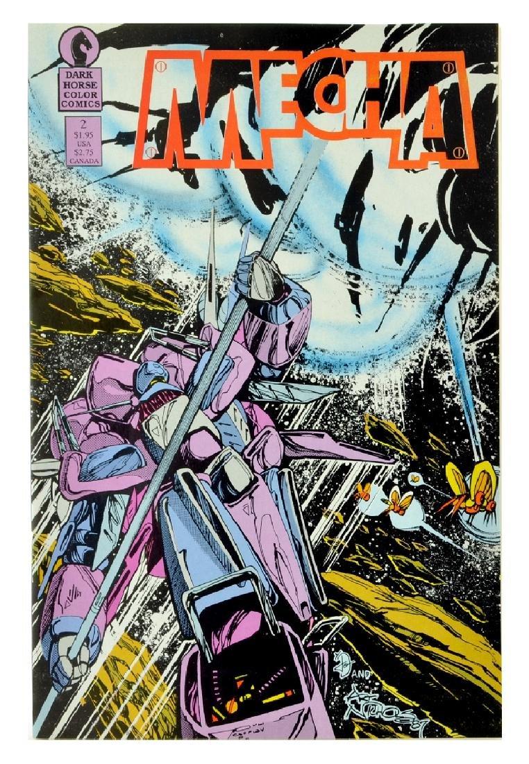 Mecha (1987) Issue 2