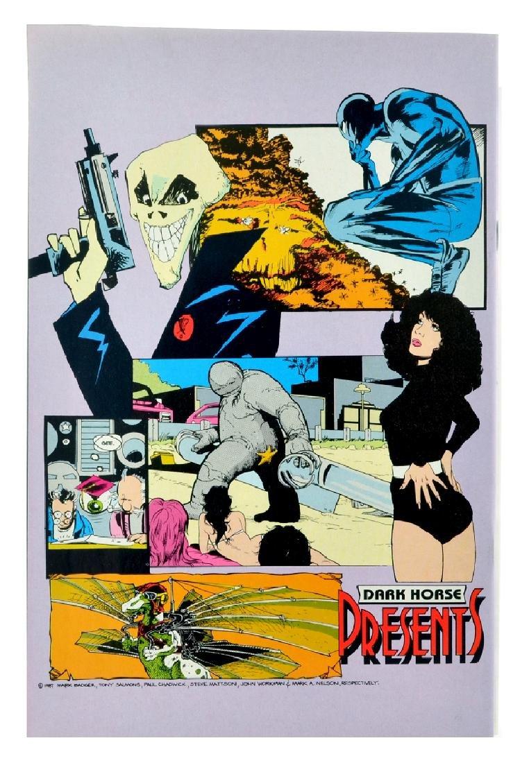 Mecha (1987) Issue 2 - 2