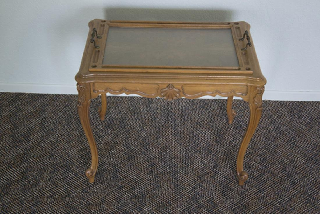 Victorian Serving Table