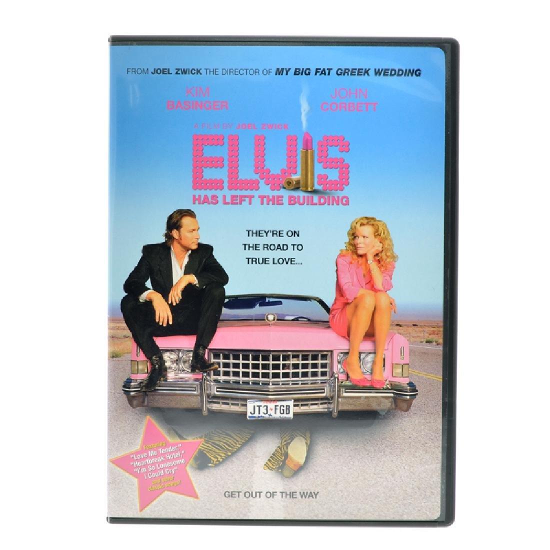 Elvis Presley Movie: Elvis Has Left The Building