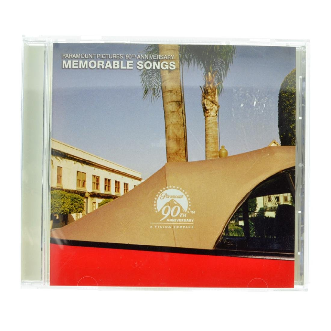Paramount Pictures 90th Anniversary Memorable Songs CDs
