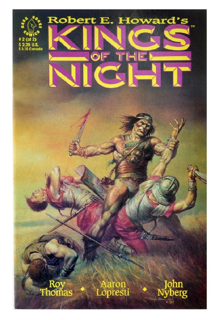 Kings of the Night (1990) Issue 2