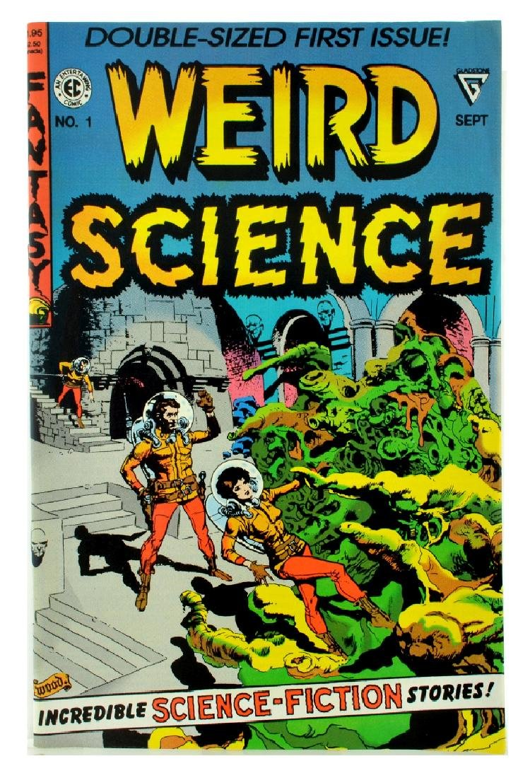 Weird Science (1990 Gladstone) Issue 1