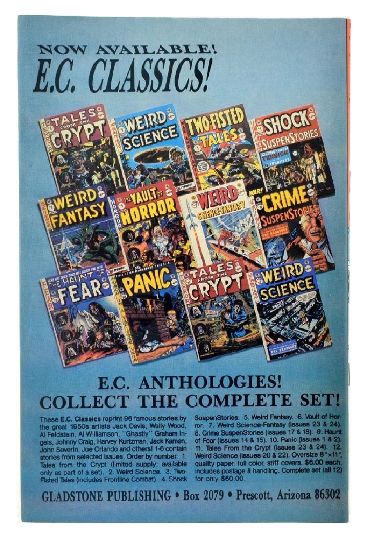 Weird Science (1990 Gladstone) Issue 1 - 2