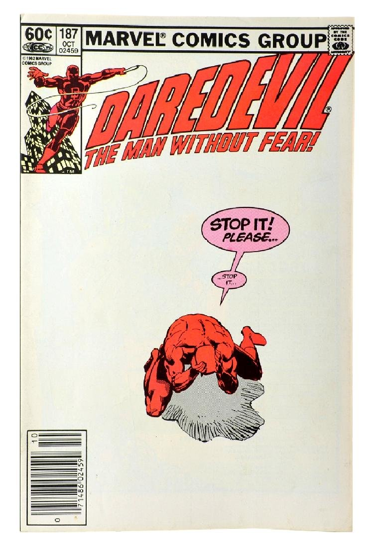 Daredevil (1964 1st Series) Issue 187