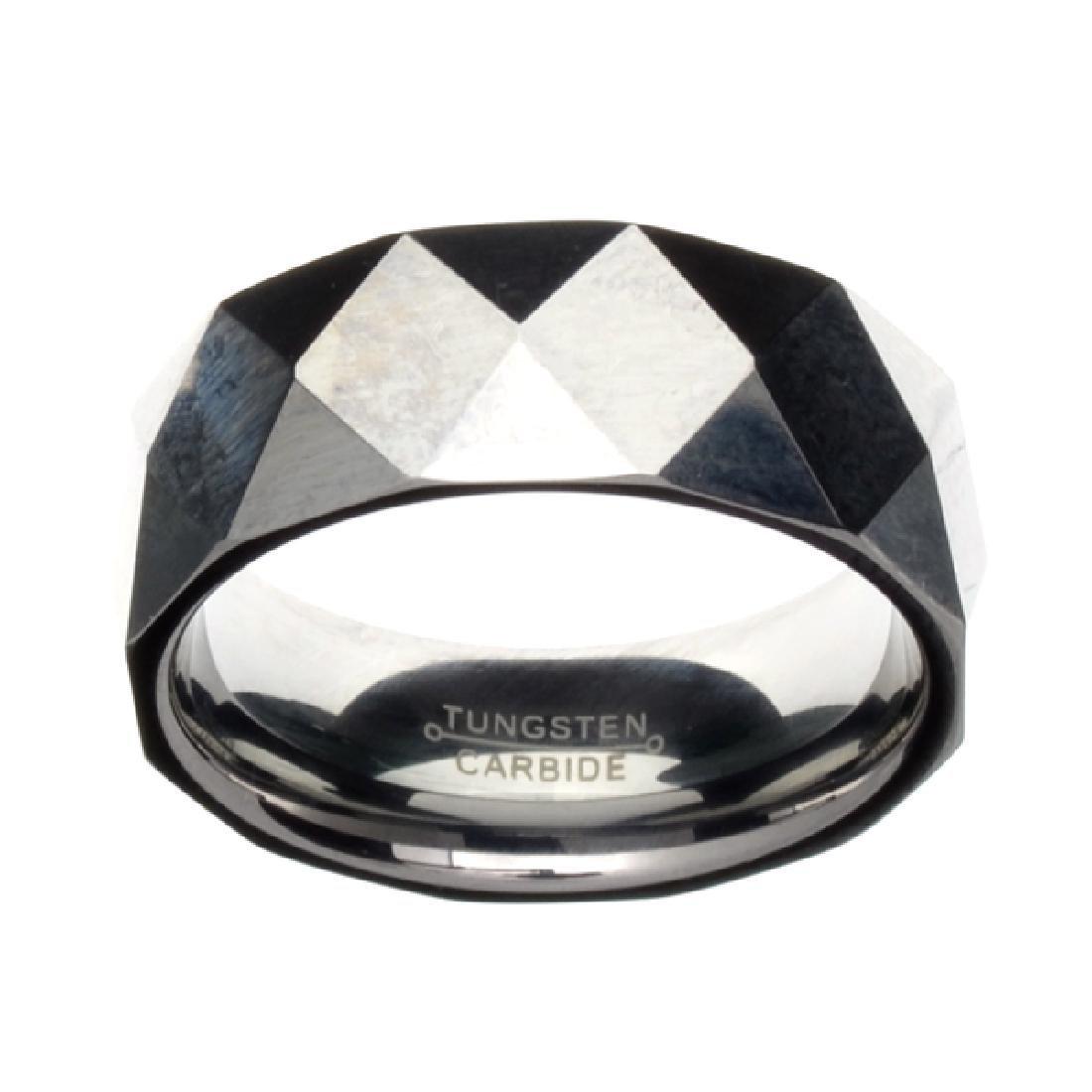 Rare Tungsten Size 6.5 Ring
