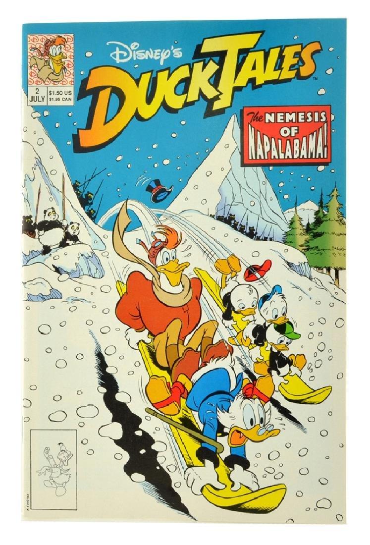 DuckTales (1990 Disney) Issue 2