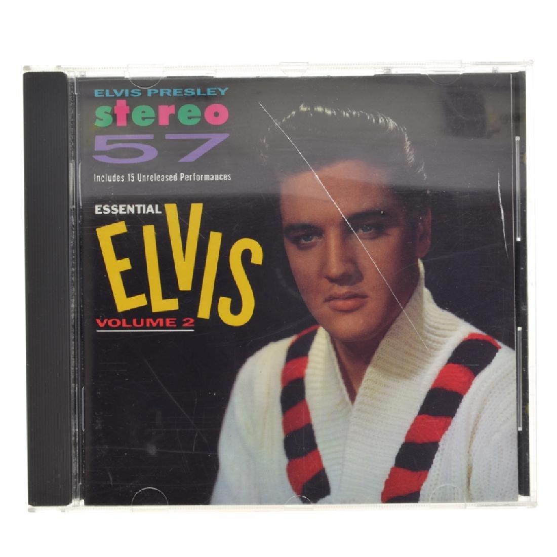 Elvis Presley Compact Disc