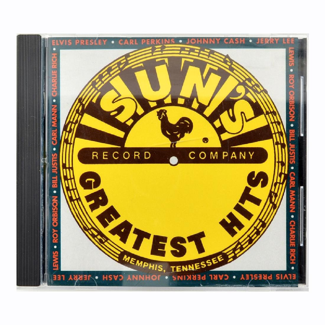 Sun's Album Company Greatest Hits CDs