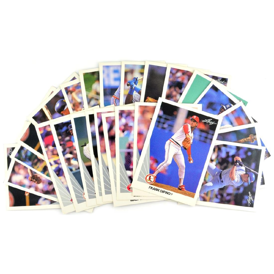 Assorted Baseball Cards, 25ct.