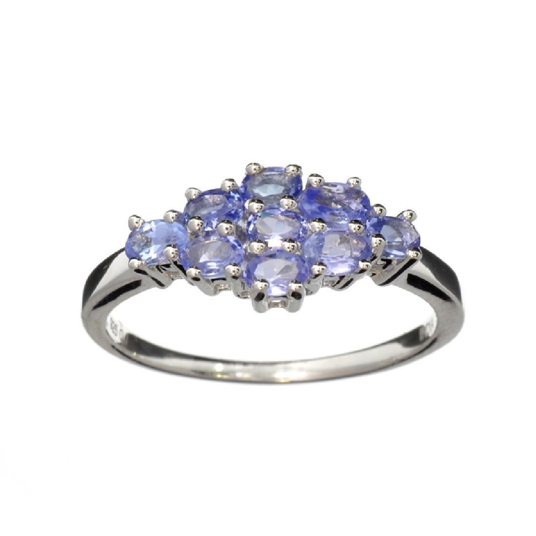 Fine Jewelry 3.00CT Oval Cut Almandite Garnet And