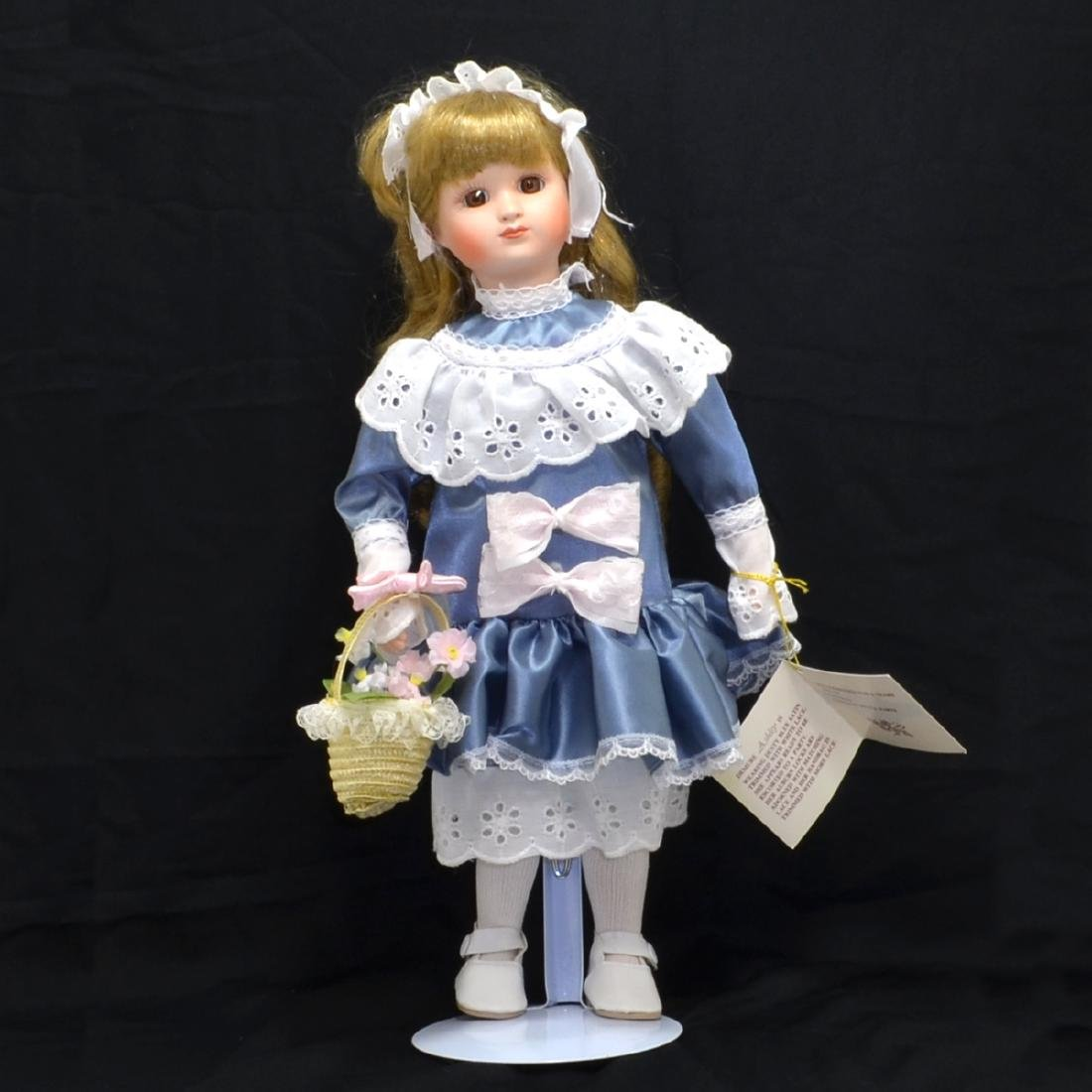 Rare Collectable Porcelain Doll