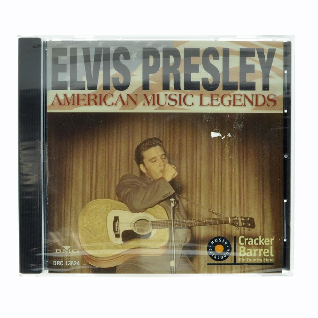 Elvis Presley CD's (Unopen)