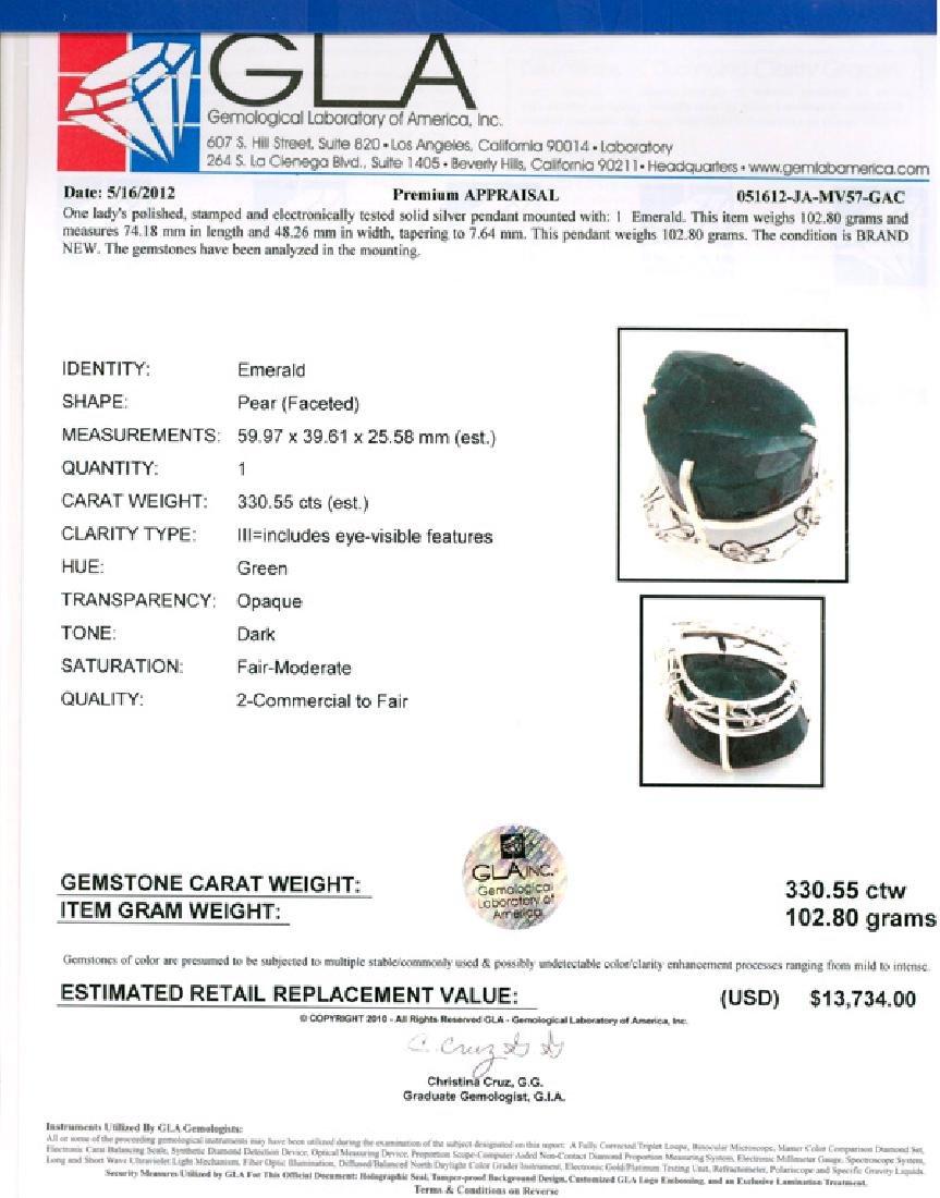 APP: 13.7k Fine Jewelry Designer Sebastian 330.55CT