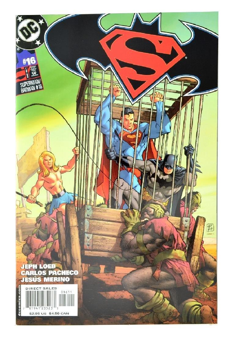 Superman Batman (2003) Issue #16