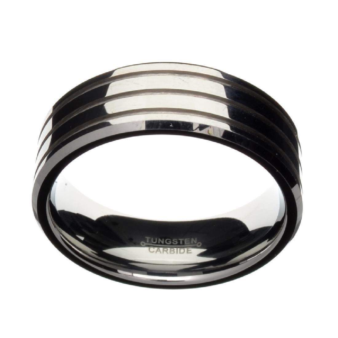 Rare Tungsten Size 13 Ring