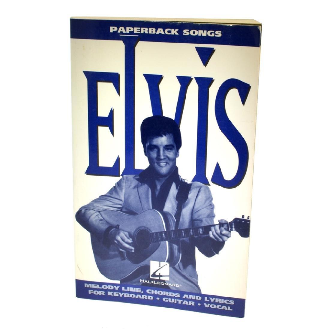 Elvis By Hal Leonard