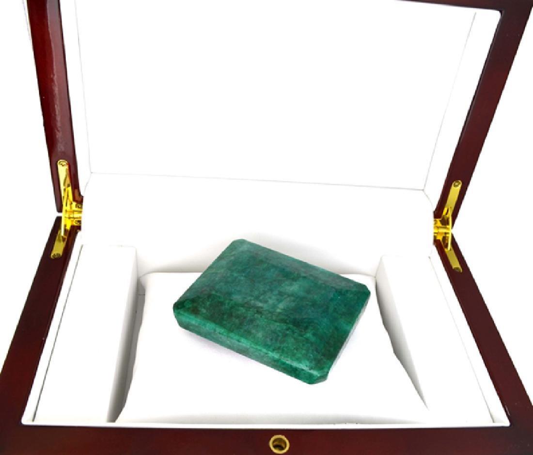 APP: 6.9k 765.90CT Emerald Cut Green Beryl Emerald