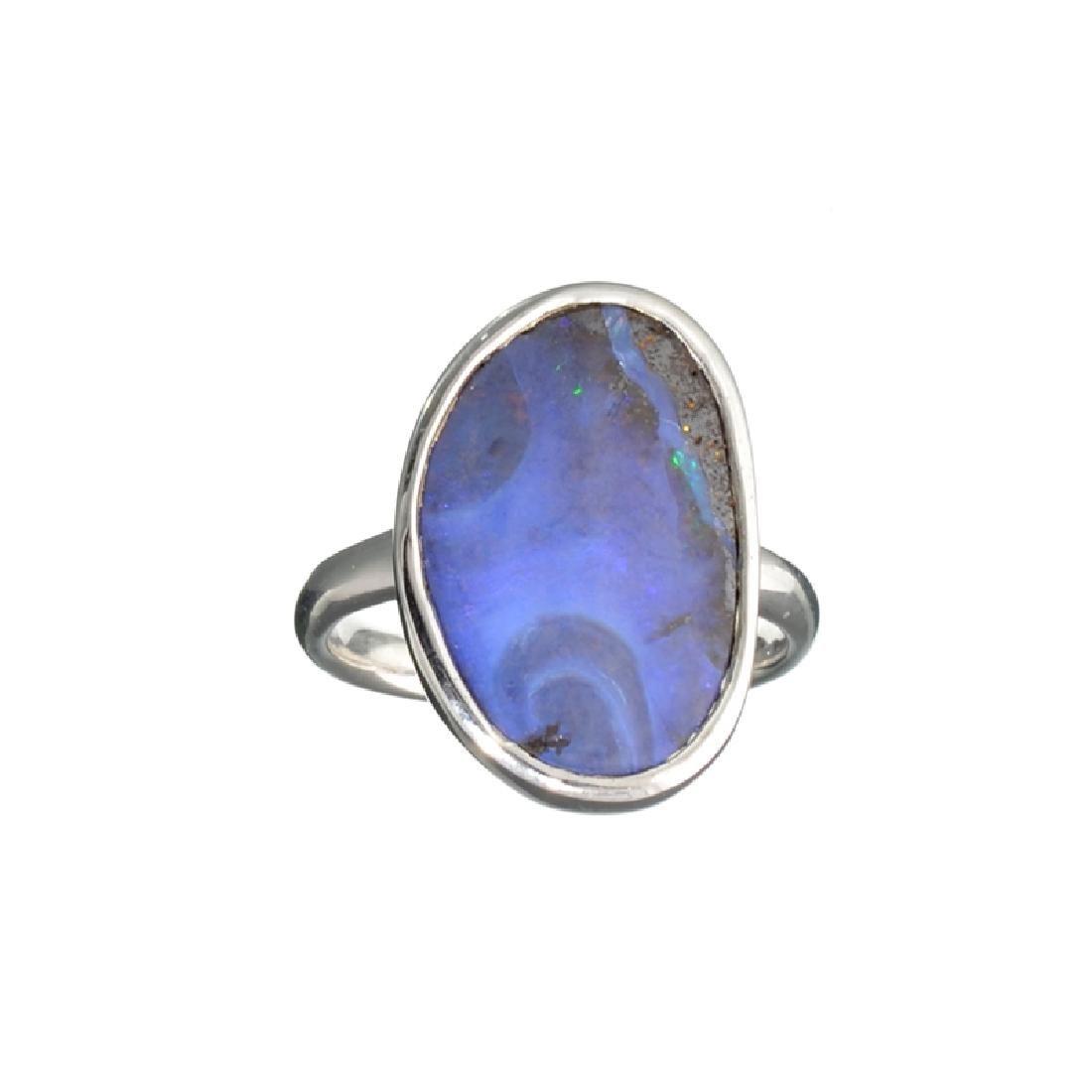 APP: 0.9k Fine Jewelry 6.06CT Free Form Blue-Green
