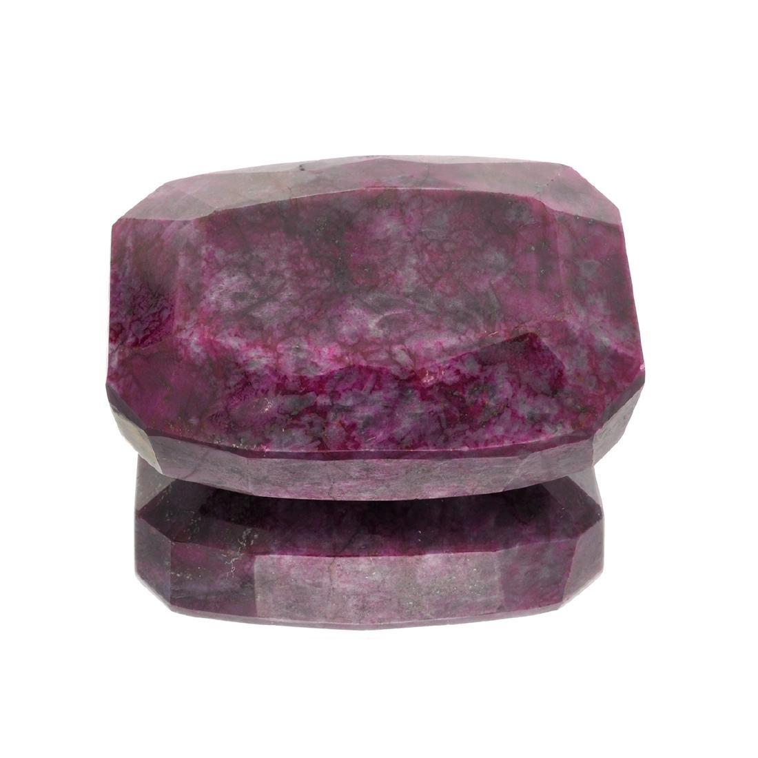 APP: 3.9k Very Rare Large Ruby 1,573.40CT Gemstone