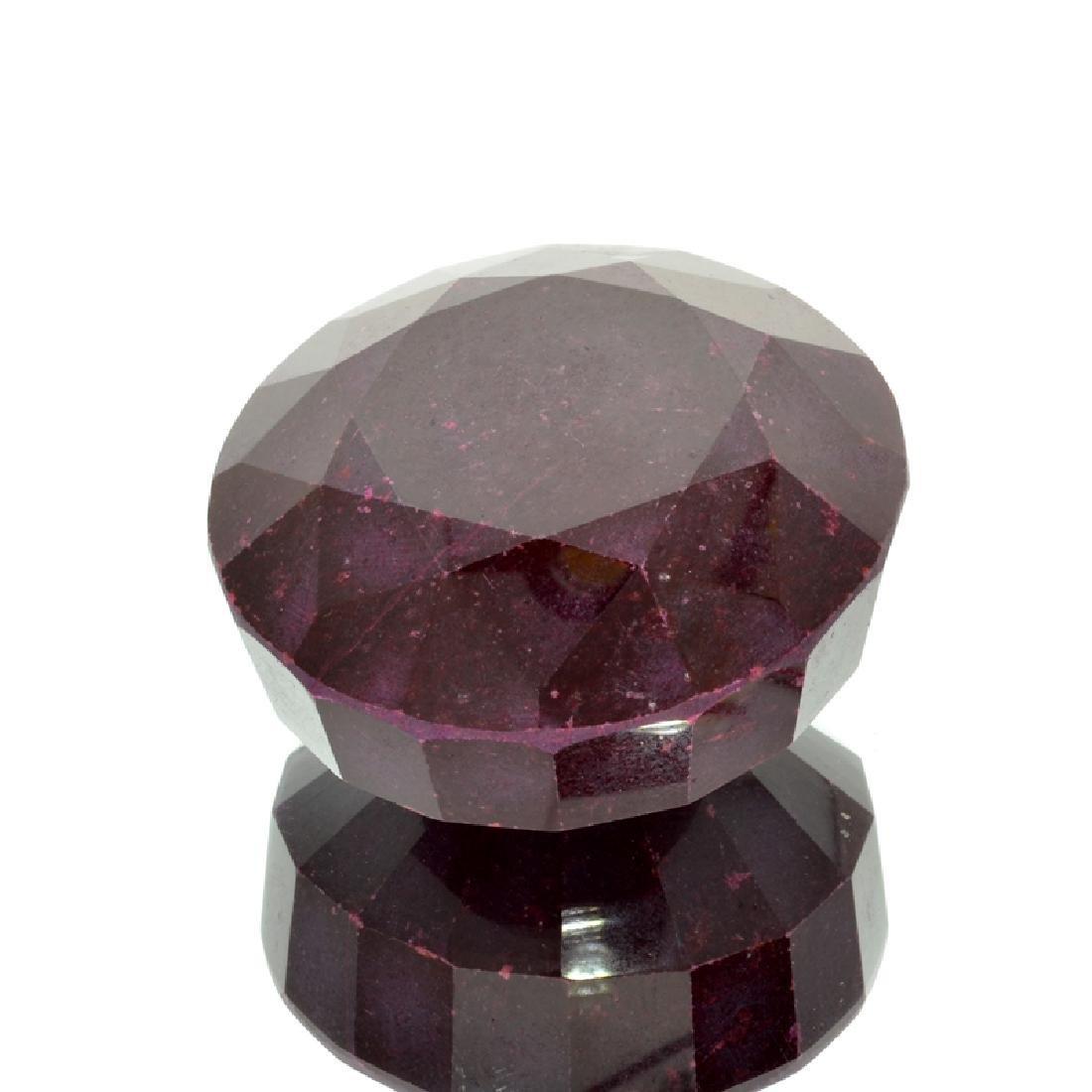 APP: 5.9k 1,469.00CT Round Cut Ruby Gemstone