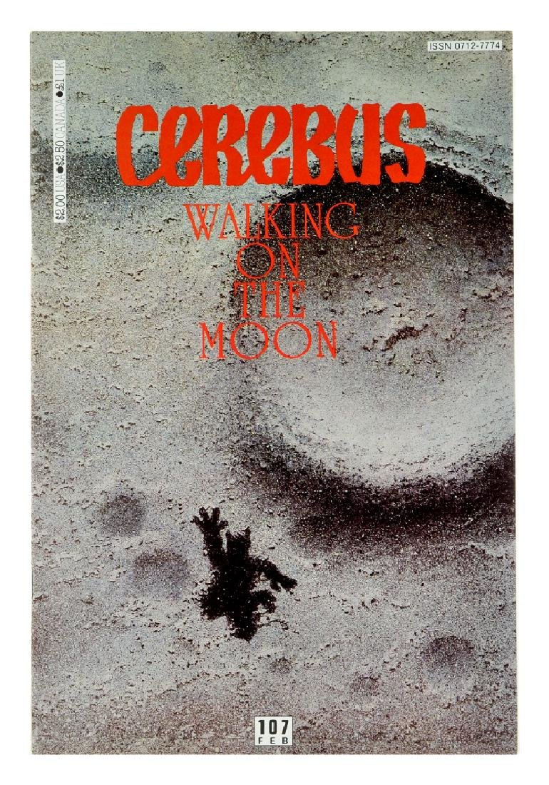 Cerebus (1977) Issue 107