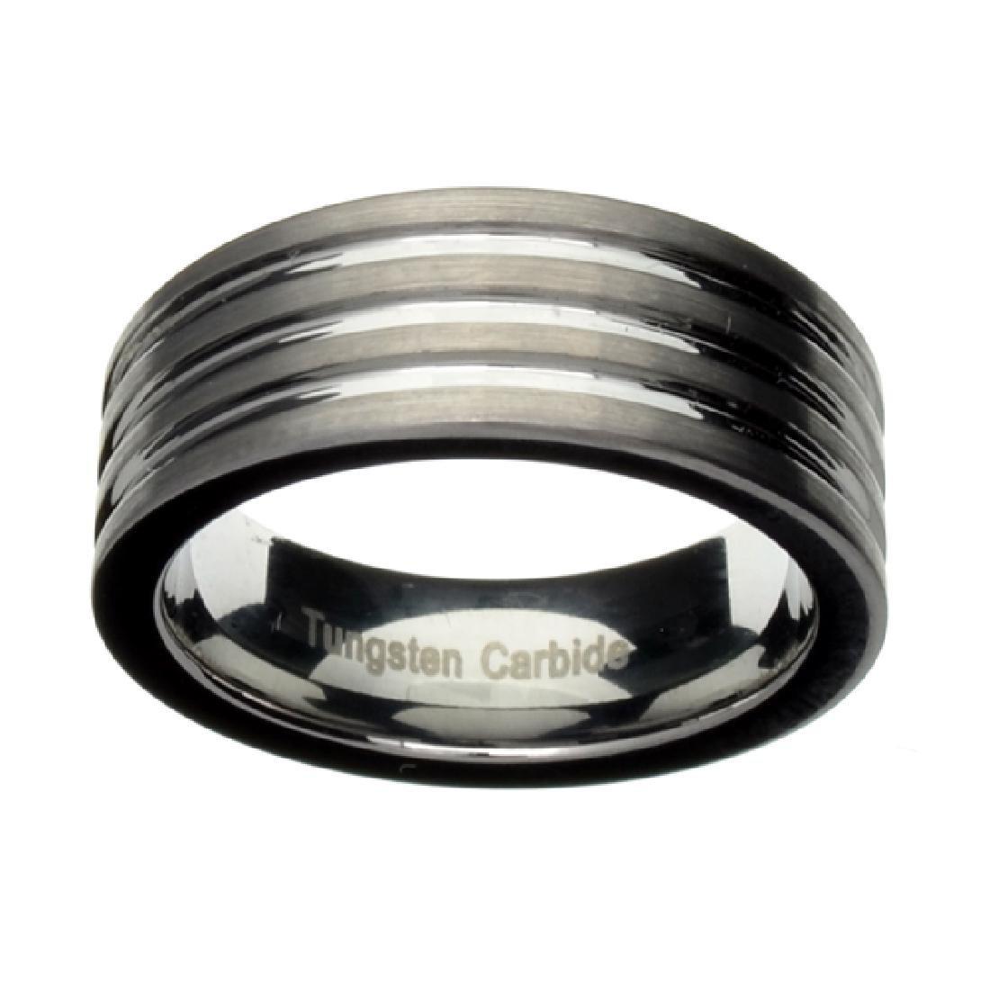 Rare Tungsten Size 5 Ring