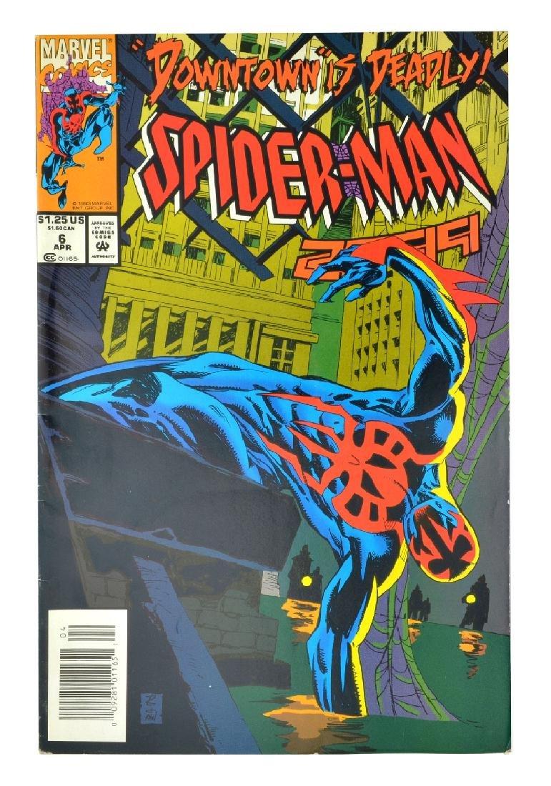 Spider-Man 2099 (1992 1st Series) Issue #6