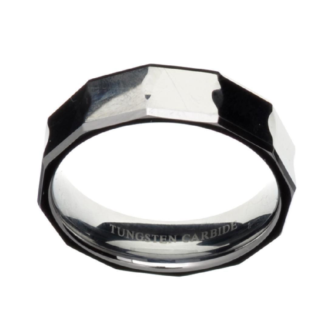 Rare Tungsten Size 9.5 Ring