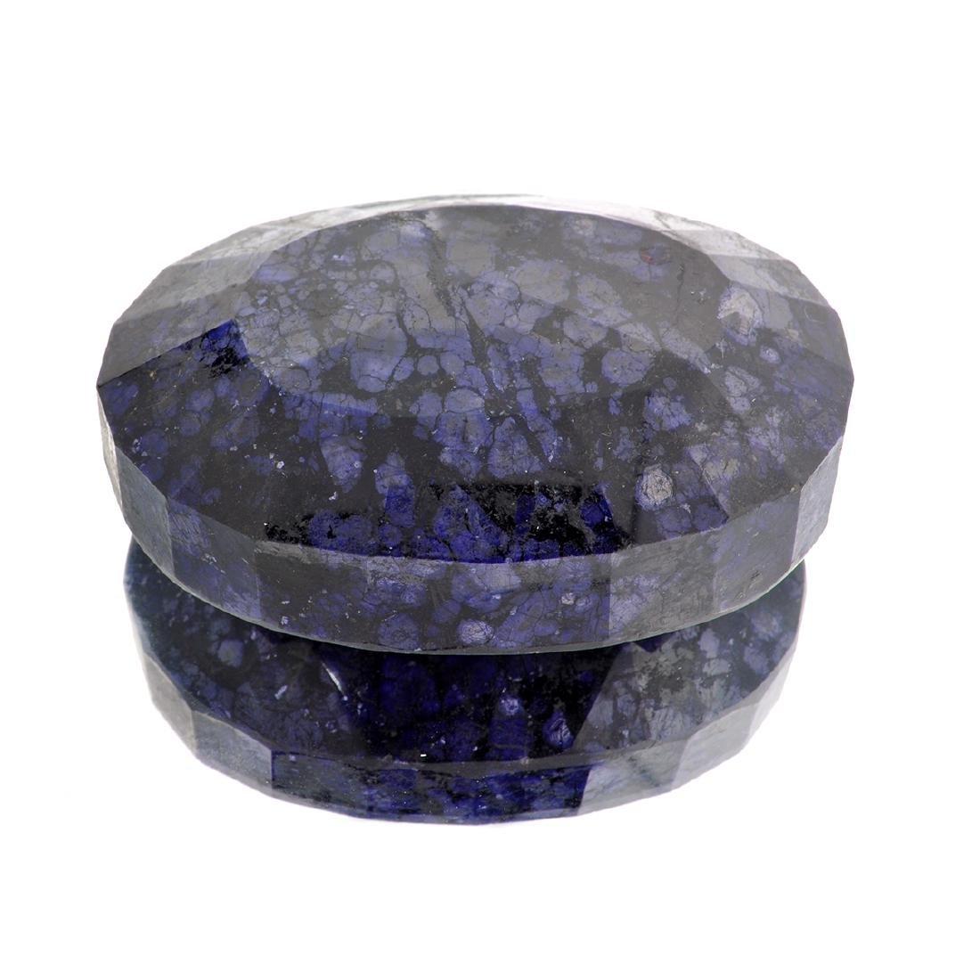 APP: 5.4k Very Rare Large Sapphire 2,140.39CT Gemstone