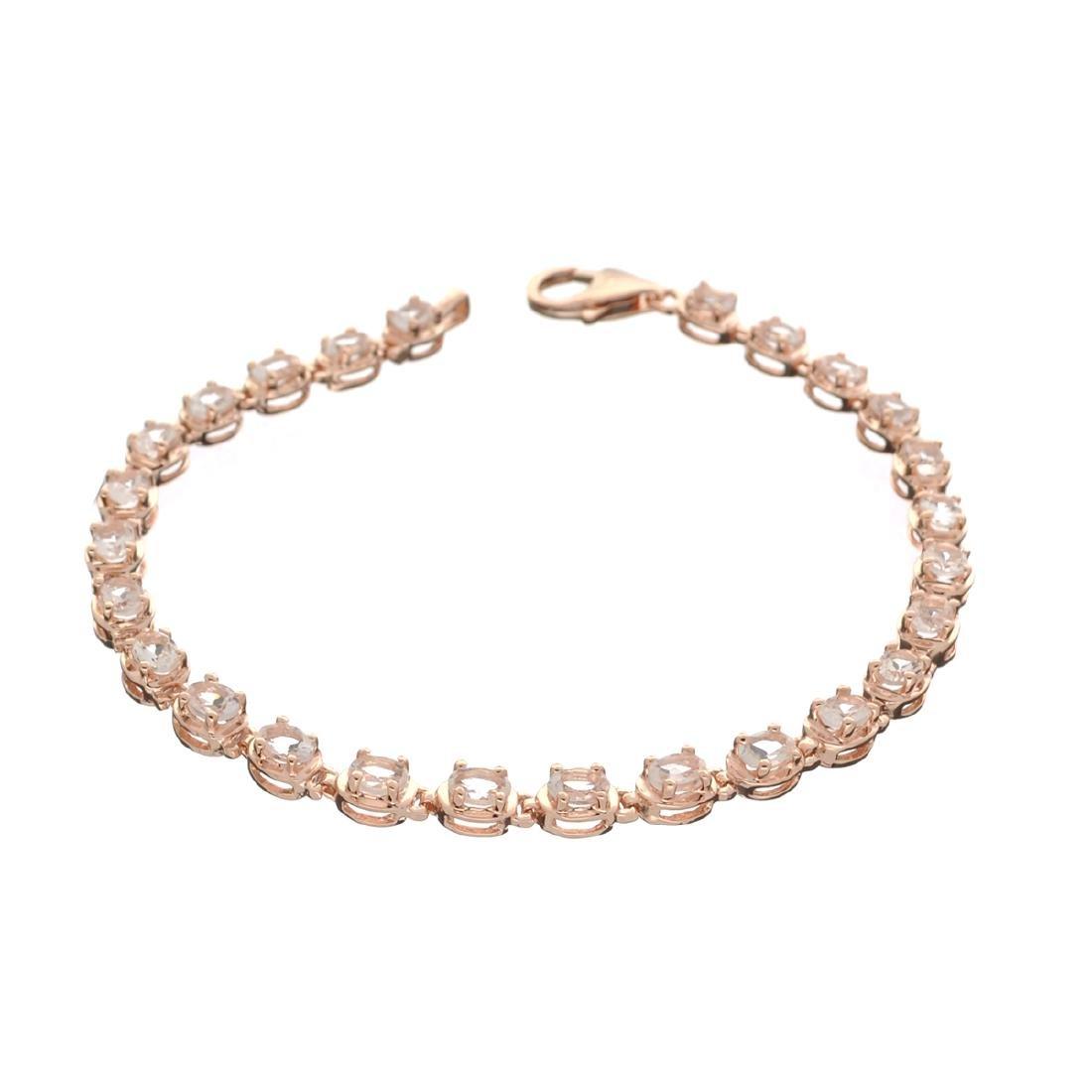 APP: 2.1k Fine Jewelry 3.40CT Oval Cut Morganite And
